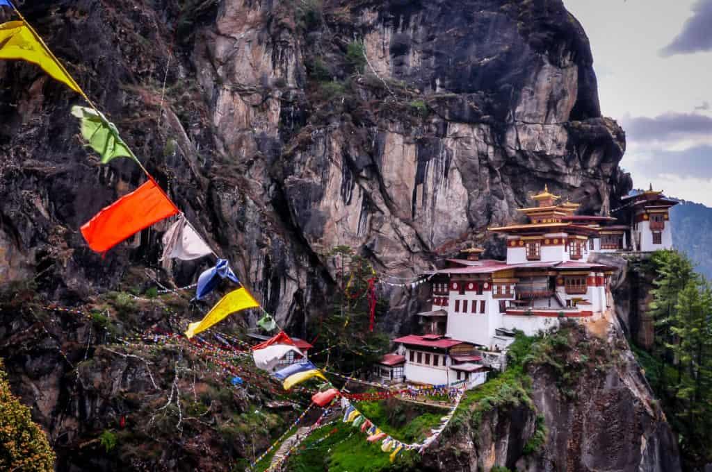 Bhutan Tiger Nest Paro Taktsang